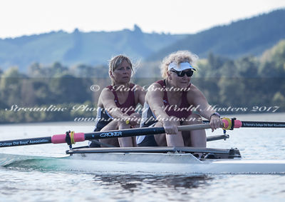 Taken during the World Masters Games - Rowing, Lake Karapiro, Cambridge, New Zealand; ©  Rob Bristow; Frame 525 - Taken on: T...