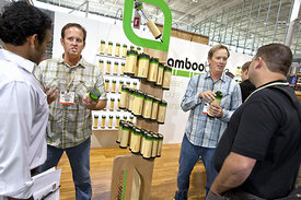 Natural Products Expo at the Boston Convention Center