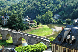 Estaing Aveyron 08/06