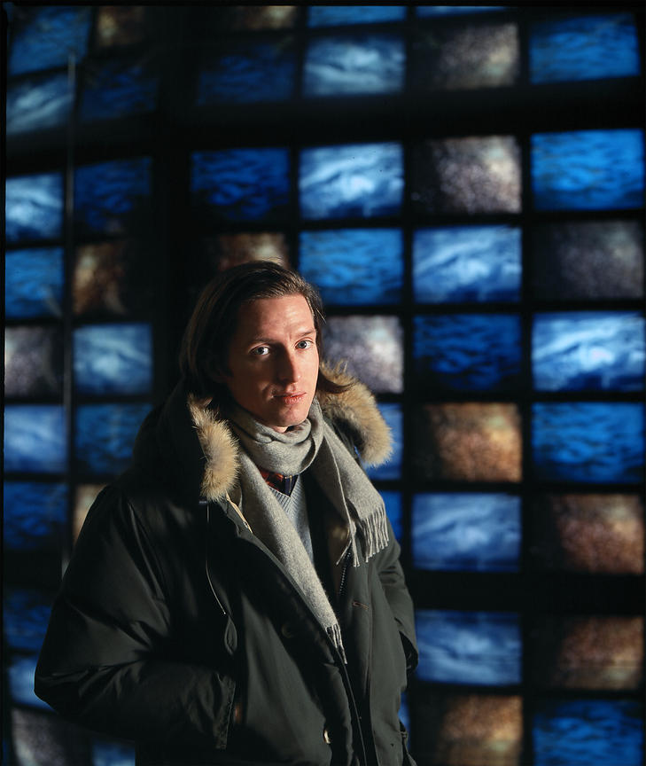 Film Director Wes Anderson
