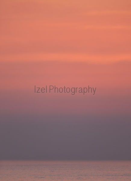 Sunset over the North Atlantic Ocean - Landscape Photography