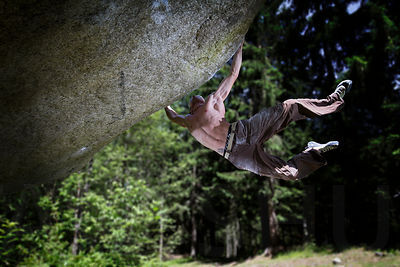 Boulder with Loic Gaidoz