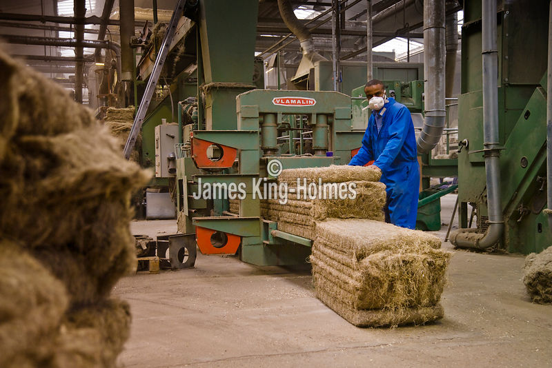 Hemp fibre production
