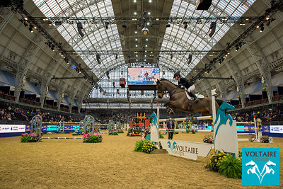 Voltaire Design UK - The London International Horse Show  photos