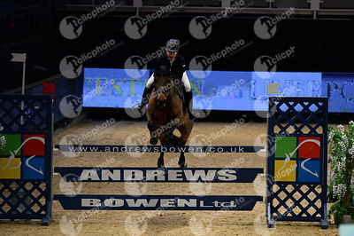Andrews Molly, (Gbr) and RENKUM ARISTOCAT
