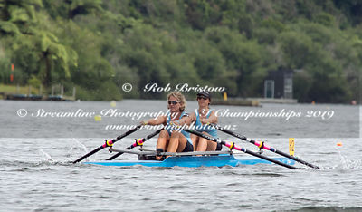 Taken during the Cambridge Town Cup and NI Championships 2019, Lake Karapiro, Cambridge, New Zealand; ©  Rob Bristow; Frame  ...