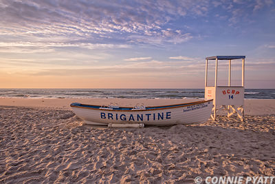 Brigantine Life Boat Mayor Phil Guenther