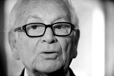 Pierre Cardin Fashion Designer .