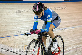 U17 Women Team Sprint 3-4 Final. Canadian Track Championships (Jr, U17, Para), April 14, 2019