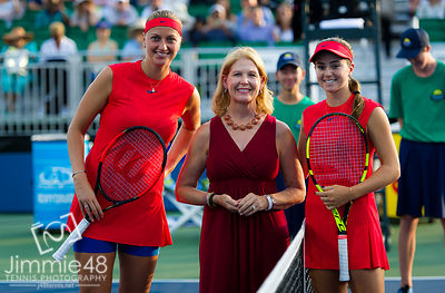 Bank of the West Classic 2017, Stanford, United States - 4 Aug 2017