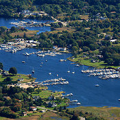 Pawcatuck River Marinas, Westerly