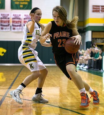 Girls Basketball - Cedar Rapids Kennedy vs Cedar Rapids Prairie Class 5A Region 5 Playoffs