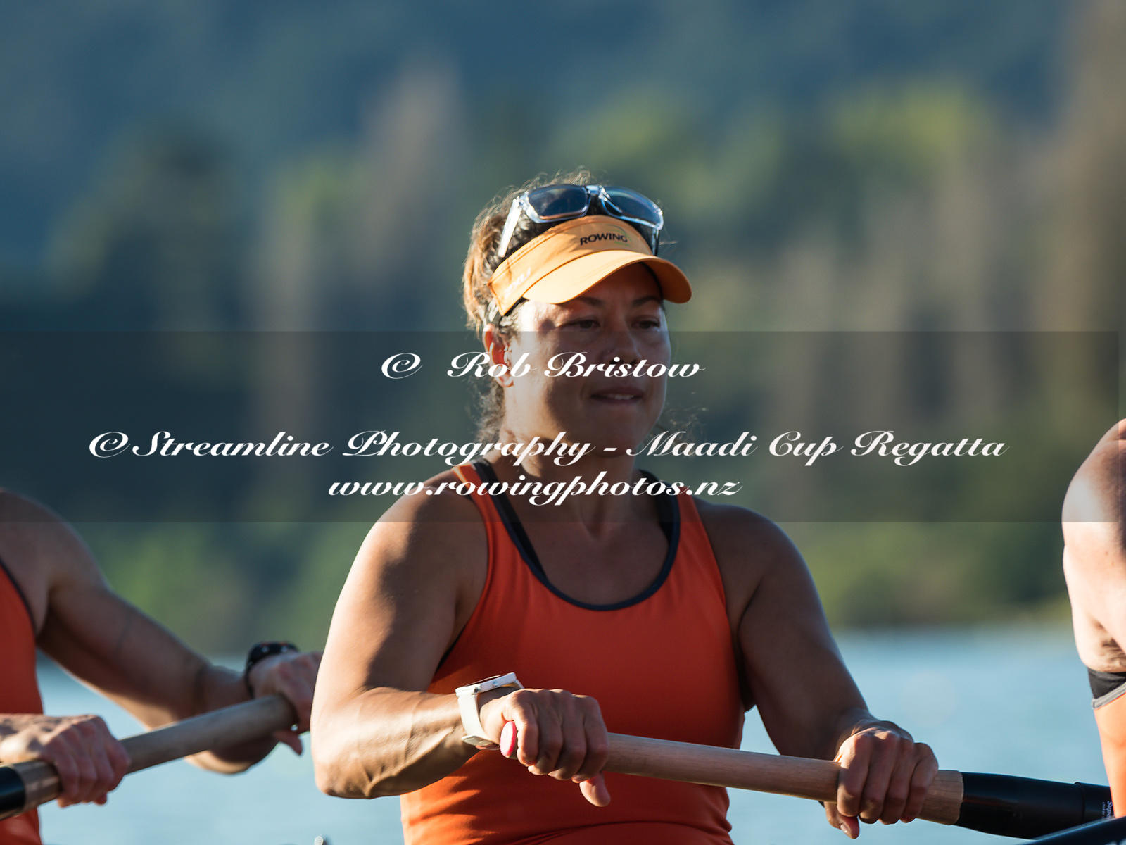 Taken during the World Masters Games - Rowing, Lake Karapiro, Cambridge, New Zealand; Tuesday April 25, 2017:   6296 -- 20170...