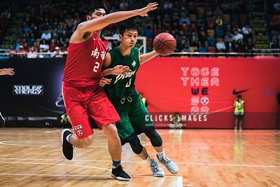 SCAA v Tycoon - Hong Kong Silver Shield Basketball Championship 2019 Final