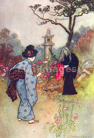 The Nurse by Warwick Goble