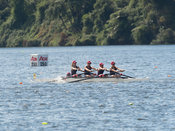 Taken during the NZSSRC - Maadi Cup 2017, Lake Karapiro, Cambridge, New Zealand; ©  Rob Bristow; Frame 2676 - Taken on: Saturday - 01/04/2017-  at 15:30.06