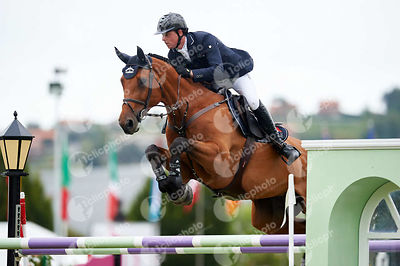 Maher Ben (GBR) and MTF MADAME X