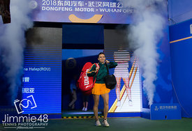 2018 Dongfeng Motor Wuhan Open - 25 Sep