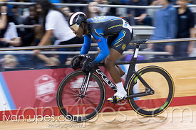 Men Sprint Qualification. Milton International Challenge, Mattamy National Cycling Centre, Milton, On, September 29, 2016