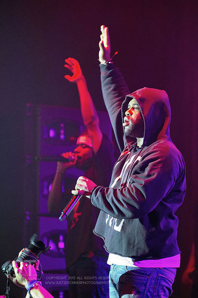 Hoopla - A$AP Ferg, IMU, April 29, 2014