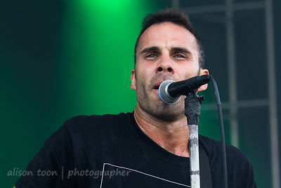 Jason Aalon Butler, vocals, letlive