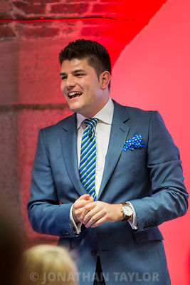 Mark Wright - BBC Apprentice winner