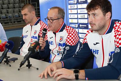 Press Conference CRO-SUI (24.10.2018.)