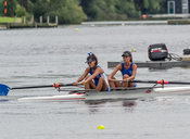 Taken during the NZSSRC - Maadi Cup 2017, Lake Karapiro, Cambridge, New Zealand; ©  Rob Bristow; Frame 1150 - Taken on: Friday - 31/03/2017-  at 13:22.30