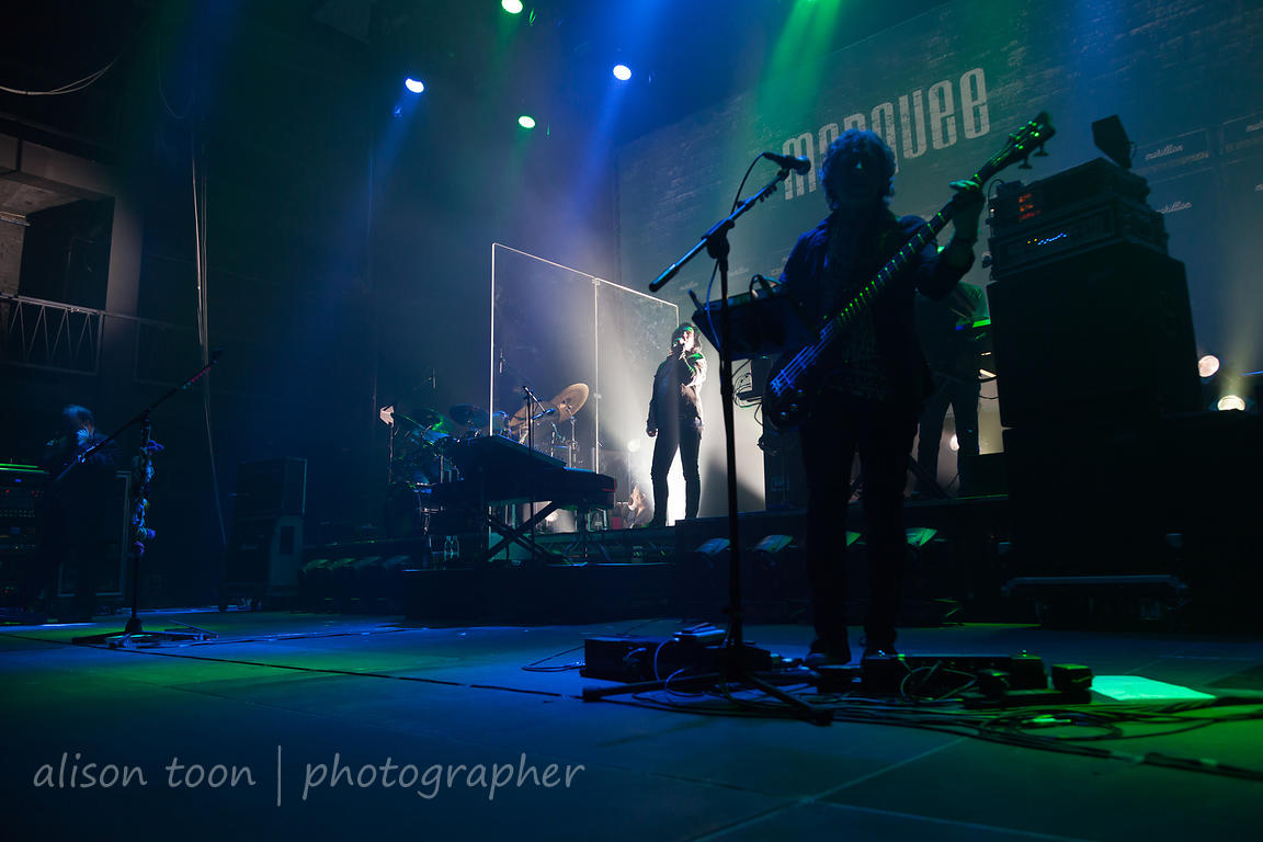 Marillion, Łódź, Poland