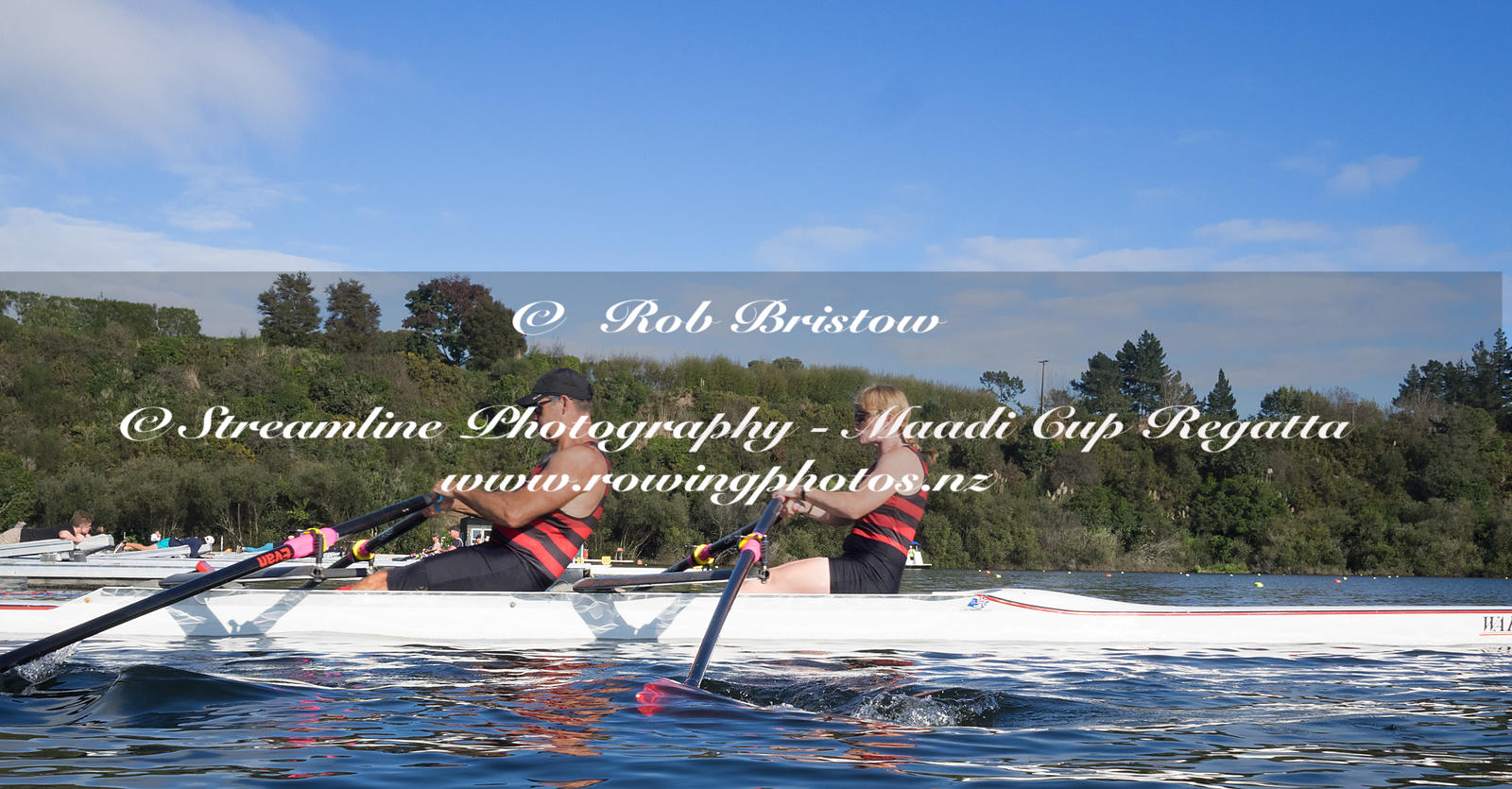 Taken during the World Masters Games - Rowing, Lake Karapiro, Cambridge, New Zealand; ©  Rob Bristow; Frame 1323 - Taken on: ...