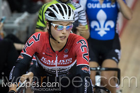 Junior Women Omnium Scratch Race. Milton International Challenge, Mattamy National Cycling Centre, Milton, On, September 30, ...