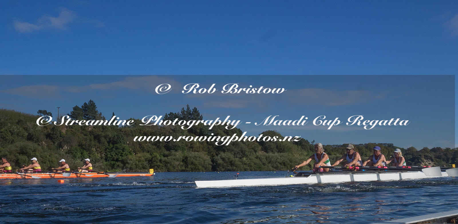 Taken during the World Masters Games - Rowing, Lake Karapiro, Cambridge, New Zealand; ©  Rob Bristow; Frame 1355 - Taken on: ...