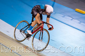 U17 Women Team Sprint Final. Canadian Track Championships (U17/Junior), April 1, 2016
