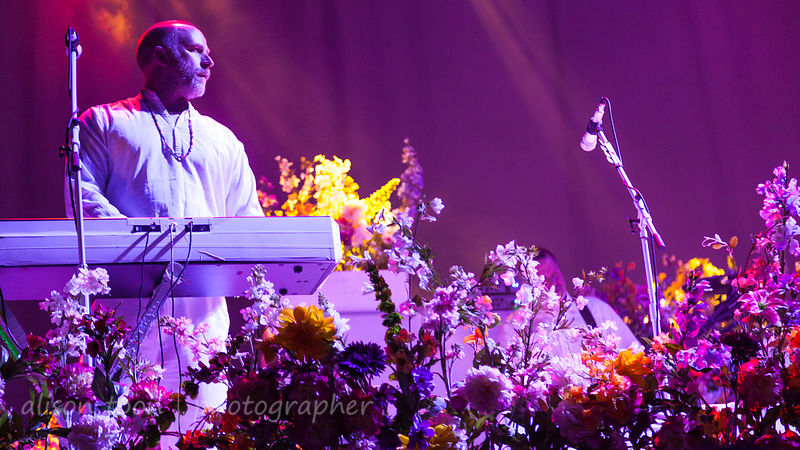 Roddy Bottom, keys and vocals, Faith No More