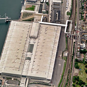 ExCeL London, Royal Victoria Dock