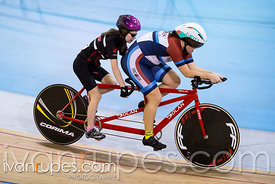 Para Women Kilo Time Trial. Ontario Track Championships, Mattamy National Cycling Centre, Milton, On, March 5, 2017