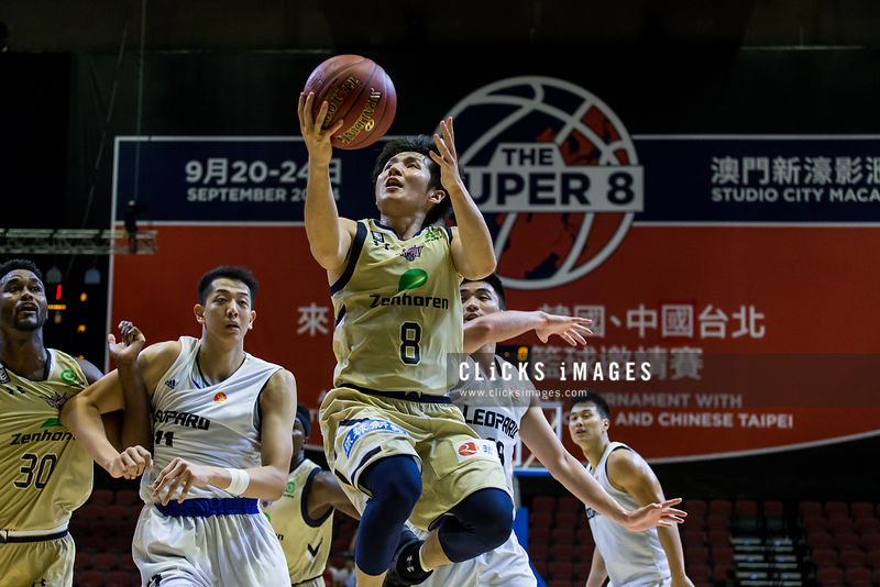 Shenzhen Leopard vs Ryukyu Golden Kings