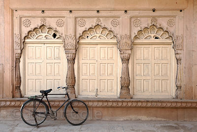 Bharatpur city palace, Rajasthan, India