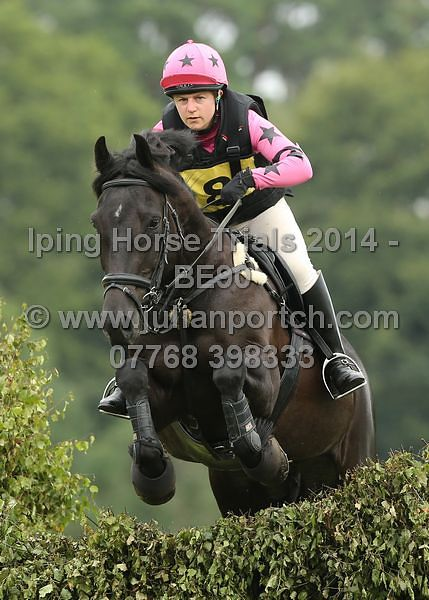 Iping Horse Trials July 2014 - BE90 (10am - 11.18AM)