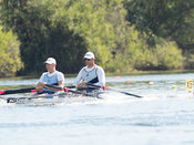 Taken during the World Masters Games - Rowing, Lake Karapiro, Cambridge, New Zealand; ©  Rob Bristow; Frame 3839 - Taken on: ...