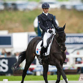 2015 Equestrian Longines FEI European Eventing Championships photos