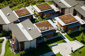 Green Roofs, Bastyr University, Kenmore