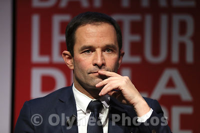 Benoit Hamon French Socialist