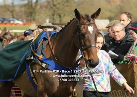 Parham Point to Point Meeting 2014