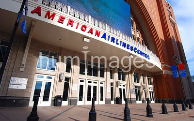 American Airlines Center (Victory Plaza)  Dallas, Texas