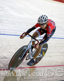 Junior Men Sprint Qualification. Track O-Cup #2, Milton, On, March 27, 2015