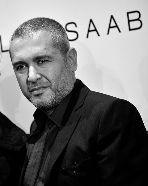 Elie Saab Fashion Designer .
