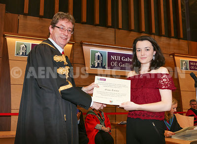 Excellence Scholarships at NUIG 2016