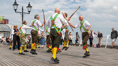 Kemp's Men of Norwich Morris Dancers
