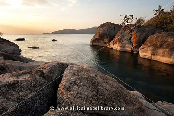Otter Point, Lake Malawi National Park, Cape Maclear, Malawi